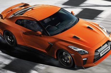 Orange Nissan Gtr 14972