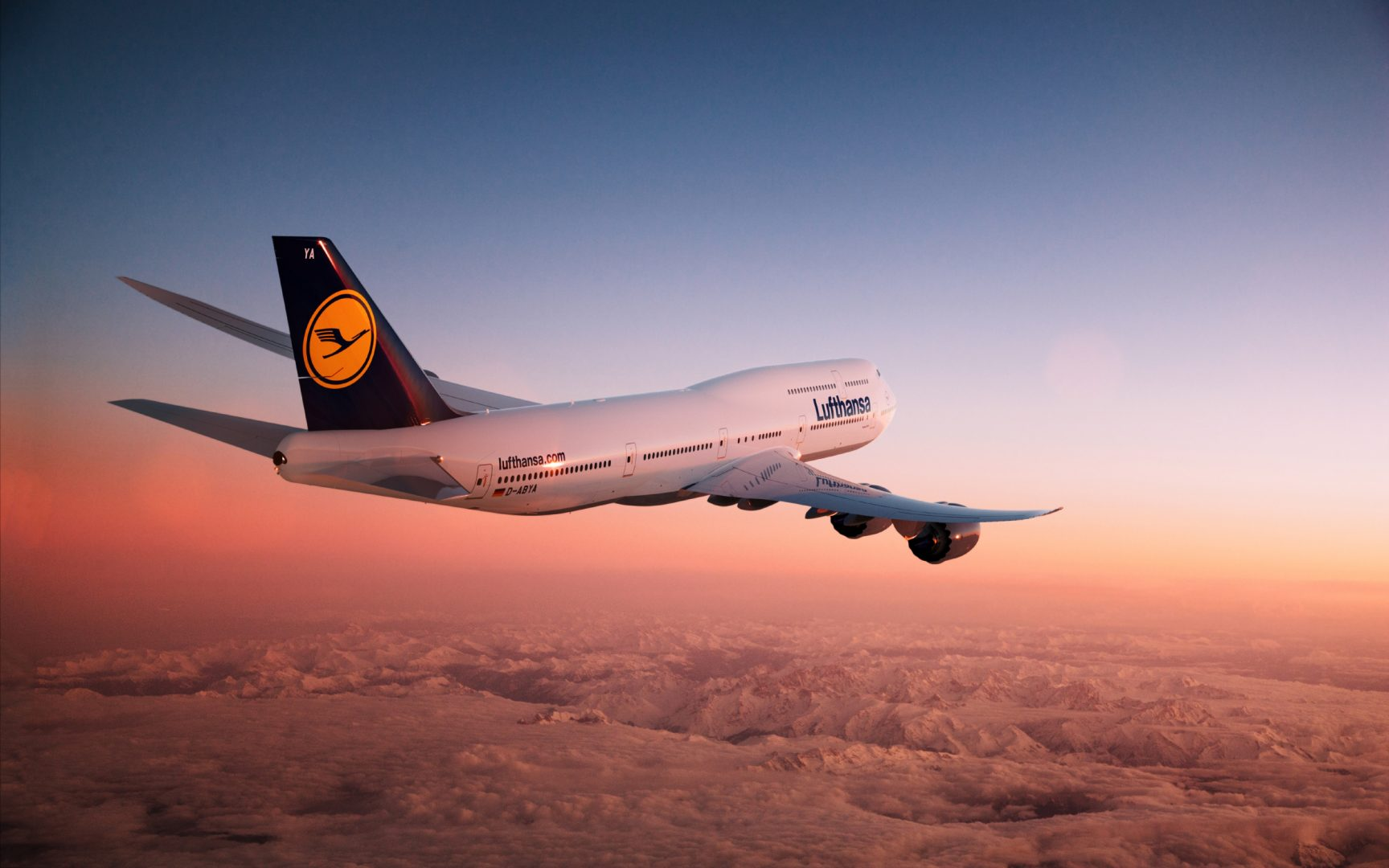 Lufthansa Picture 14814 Hdwpro