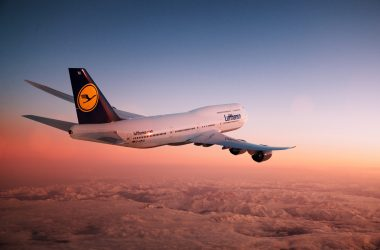 Stunning Lufthansa Wallpaper