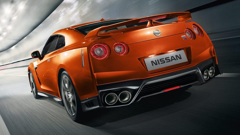 Super Nissan Gtr