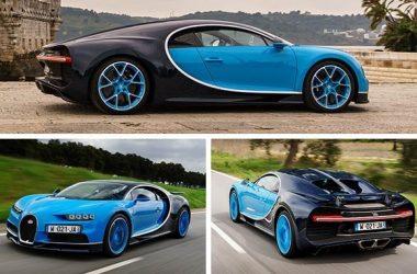 2018 Bugatti Chiron 15336