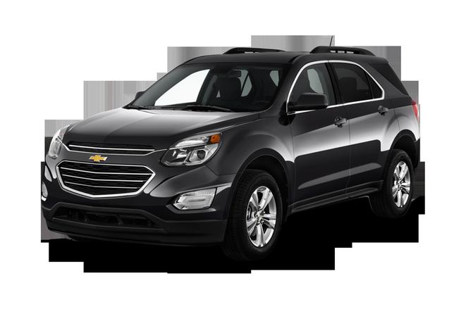 Black Chevrolet Equinox
