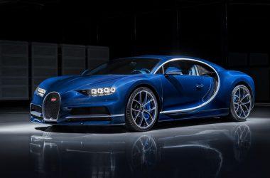 Free Bugatti Chiron