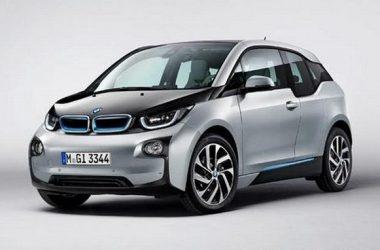 Grey BMW i3