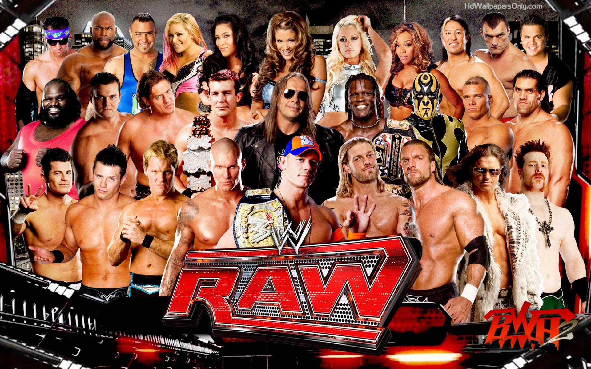 Stunning WWE Wallpaper