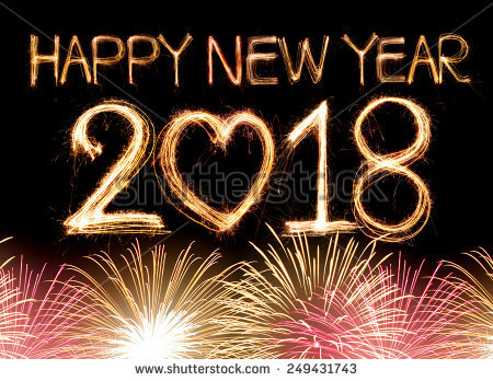 Free New Year 2018