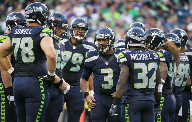 Team Seattle Seahawks