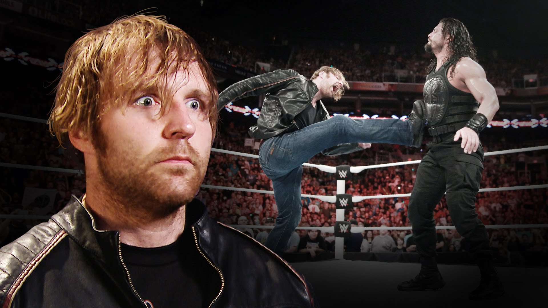 Top Dean Ambrose