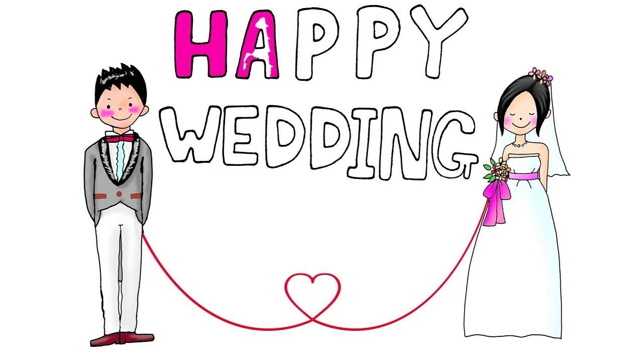 Beautiful Happy Wedding