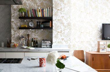 Beautiful Kitchen Wallpaper