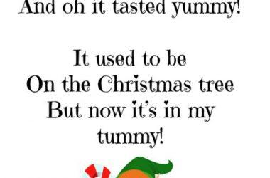 Fantastic Christmas Poem 16847