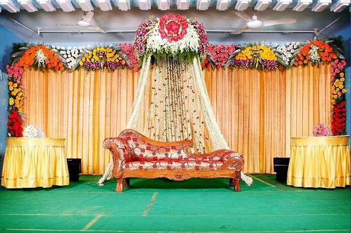 Free Wedding Decoration