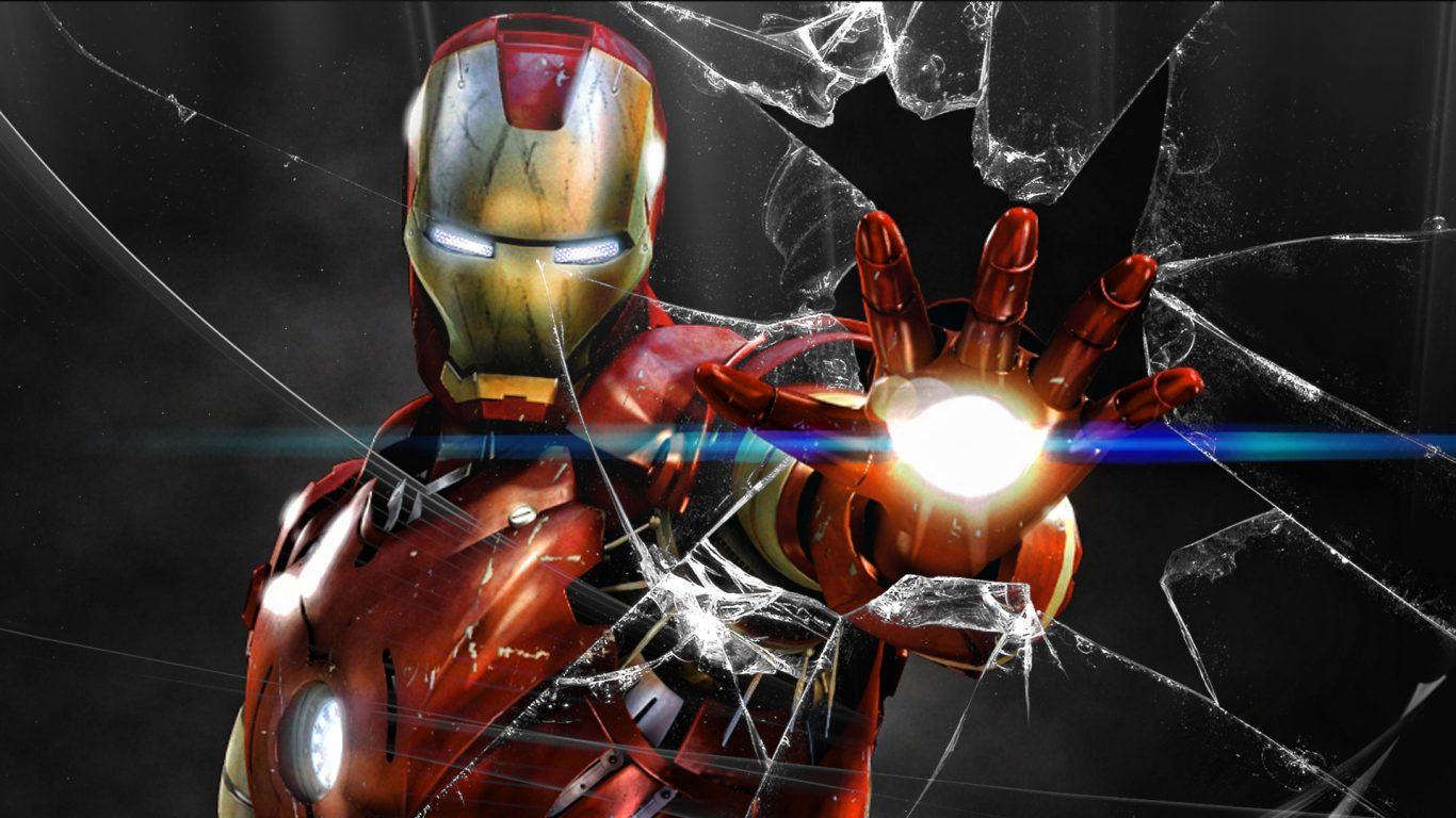 Good Wallpaper Home Screen Iron Man - Top-Iron-Man-Wallpaper-1366x768  HD_917543.jpg
