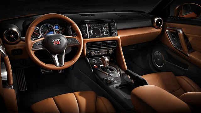 Top Nissan Gtr Image