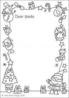 Letter to Santa HDWPro