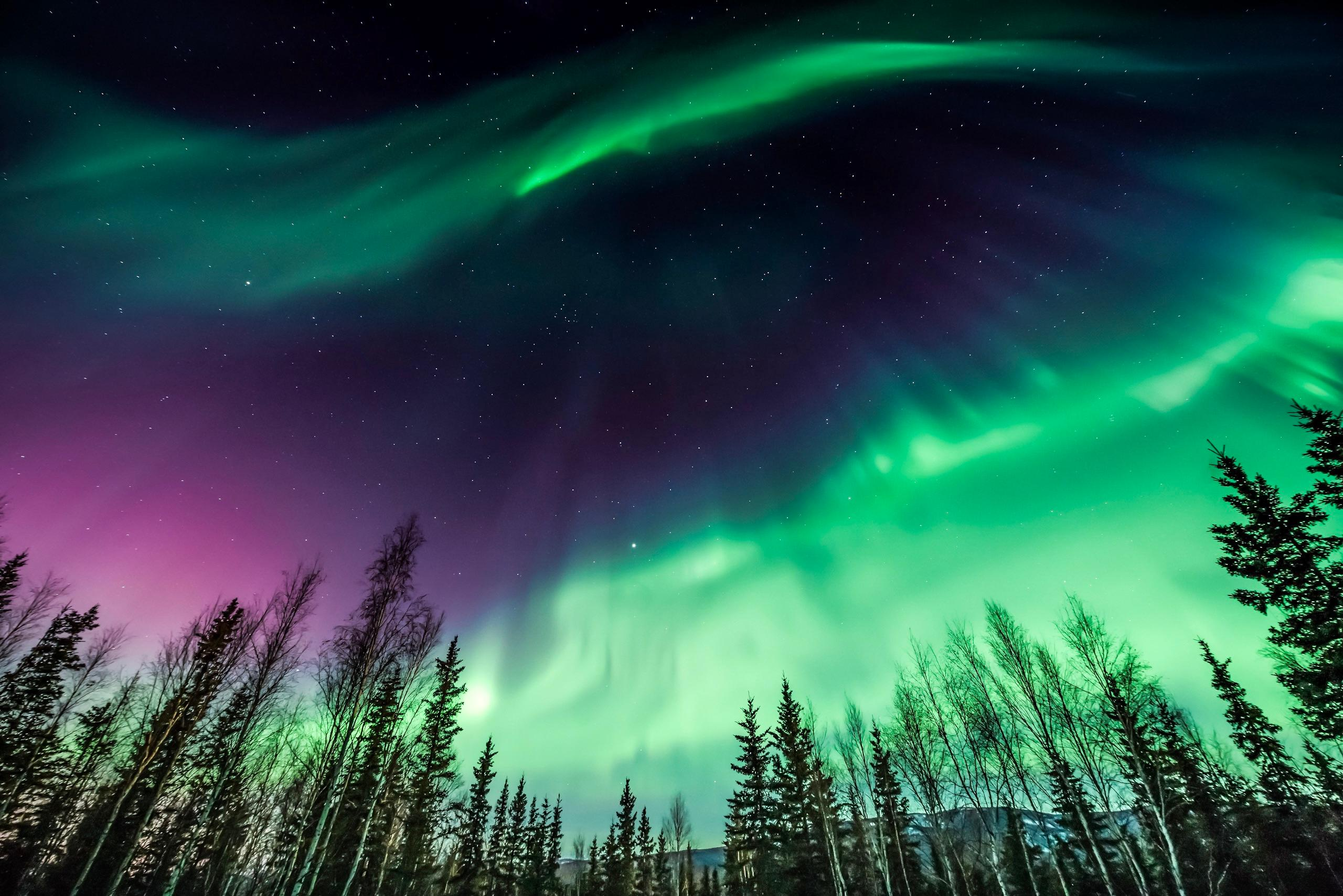 Art Northern Lights