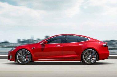 Awesome Tesla S 17400