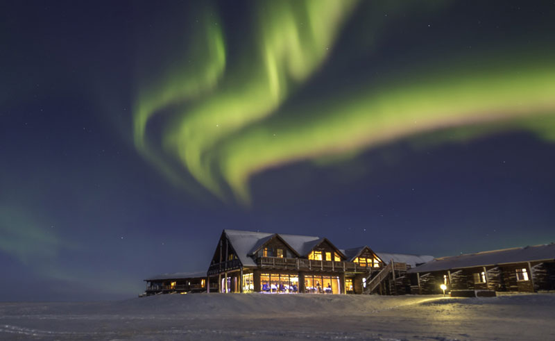 HD Northern Lights
