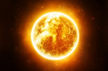 Sun Star Image