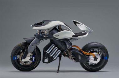 3D Yamaha MOTOROiD