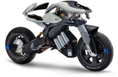 Best Yamaha MOTOROiD 18562