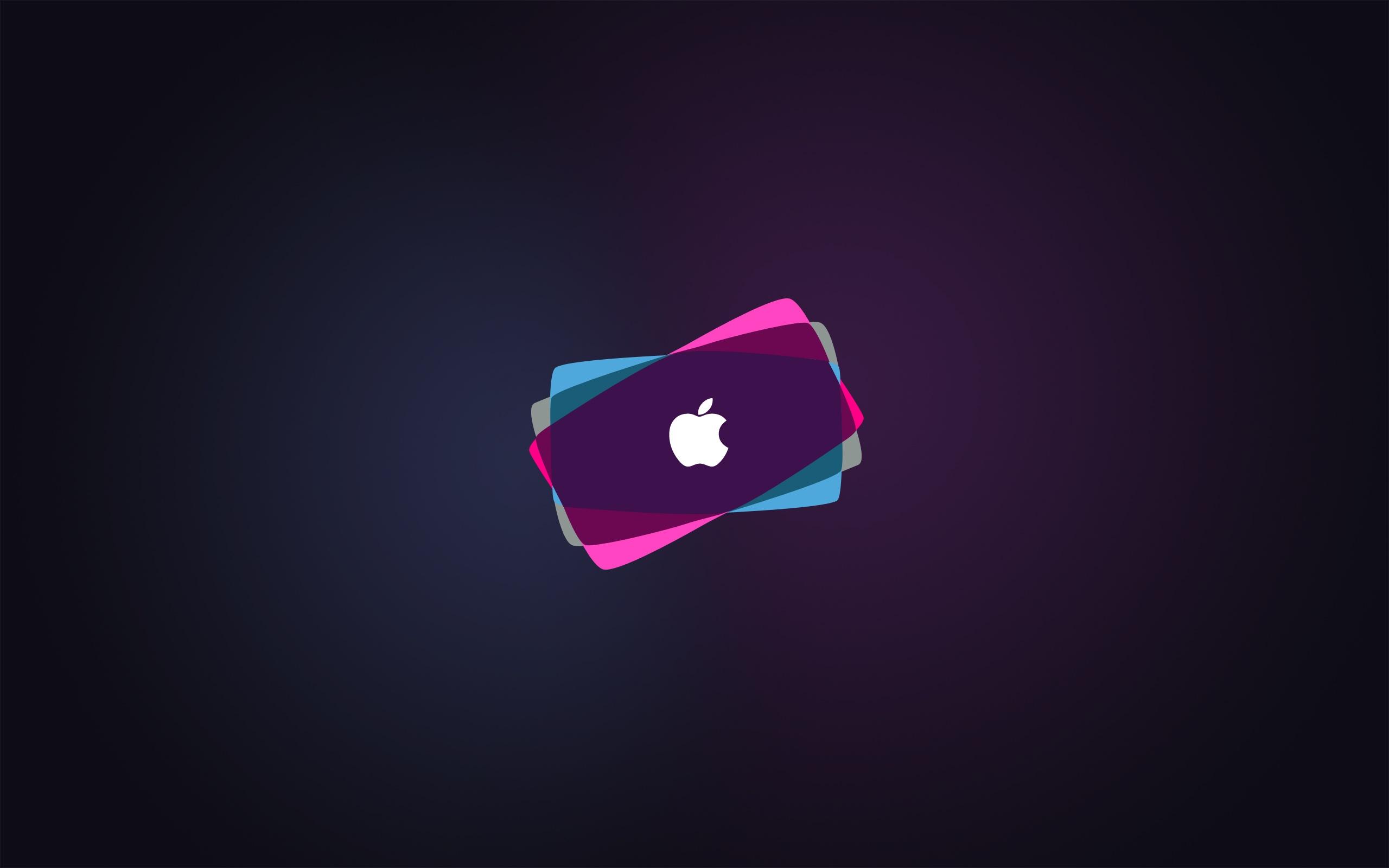 Digital Apple Wallpaper
