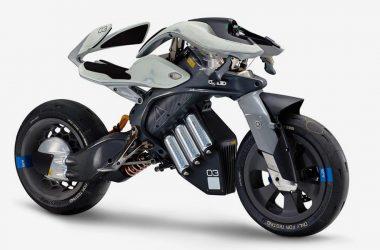 Free Yamaha MOTOROiD