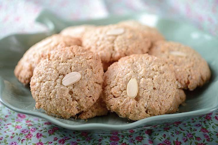 Nice Almond Macroons