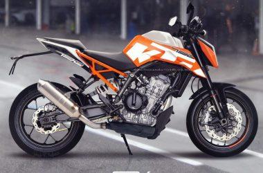 Nice KTM 790 Duke