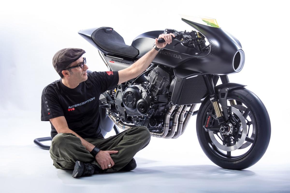 Stunning Honda CB4 Interceptor