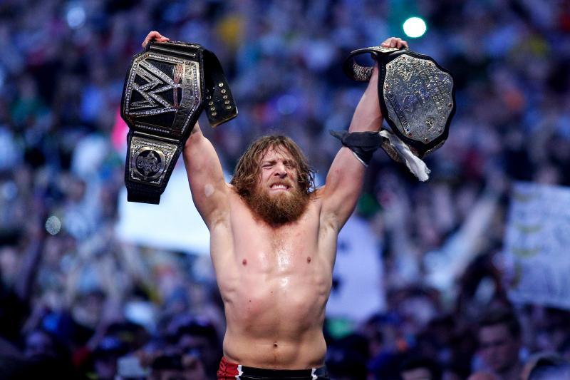 Best Daniel Bryan