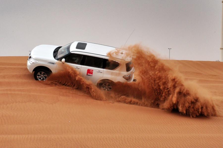 Best Safari Desert