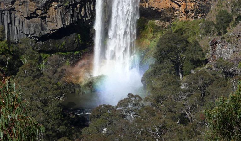Cool Ebor Waterfall