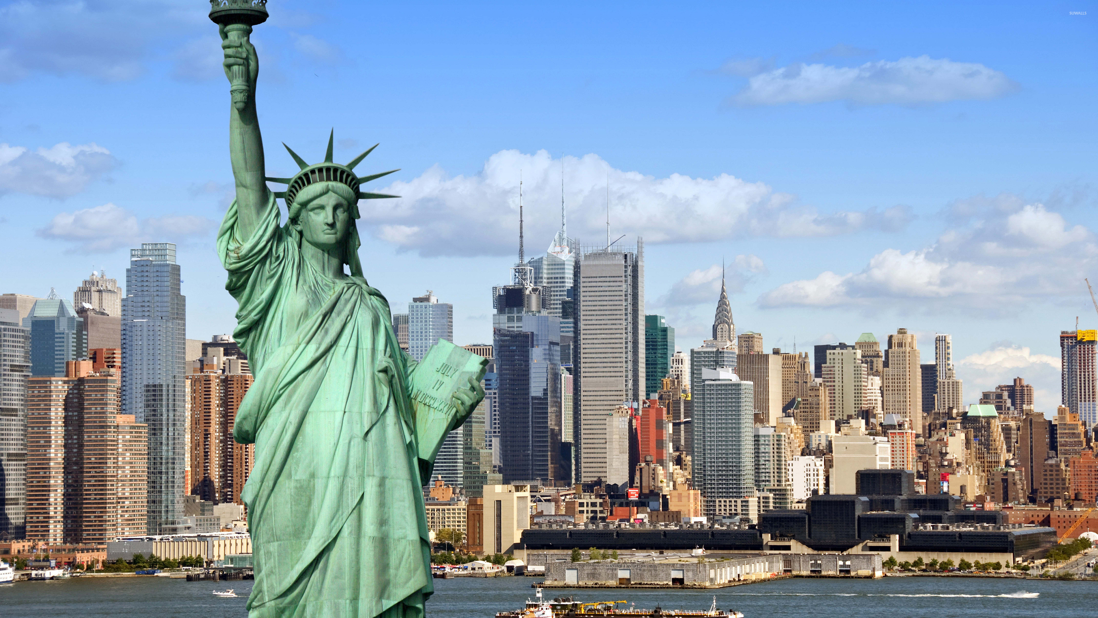 Great Statue of Liberty