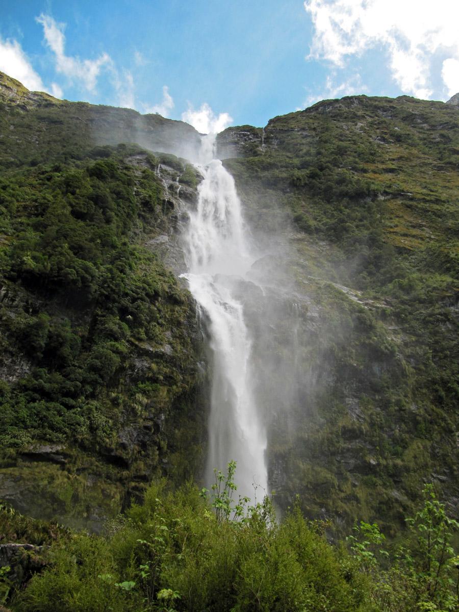 Nice Sutherland Waterfall