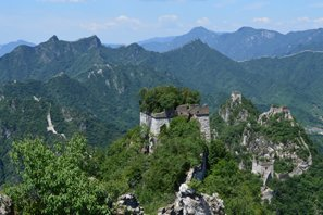 Super Great Wall of China