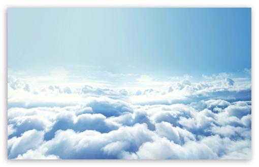 Winter Cloud Wallpaper