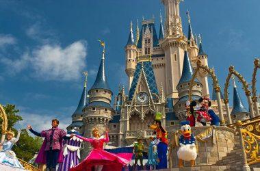 3D Cinderella Castle 19878