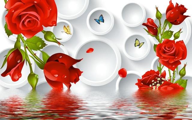 Best 3D Flower 19694