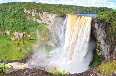 Best Kaieteur Falls