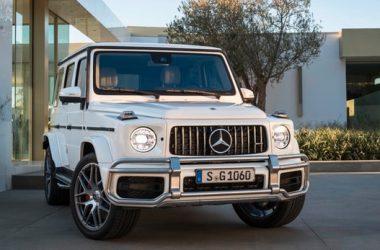 Best Mercedes G63