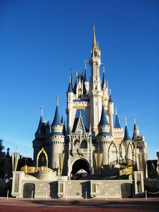 Free Cinderella Castle