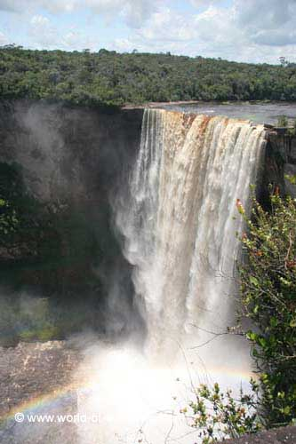 Free Kaieteur Falls