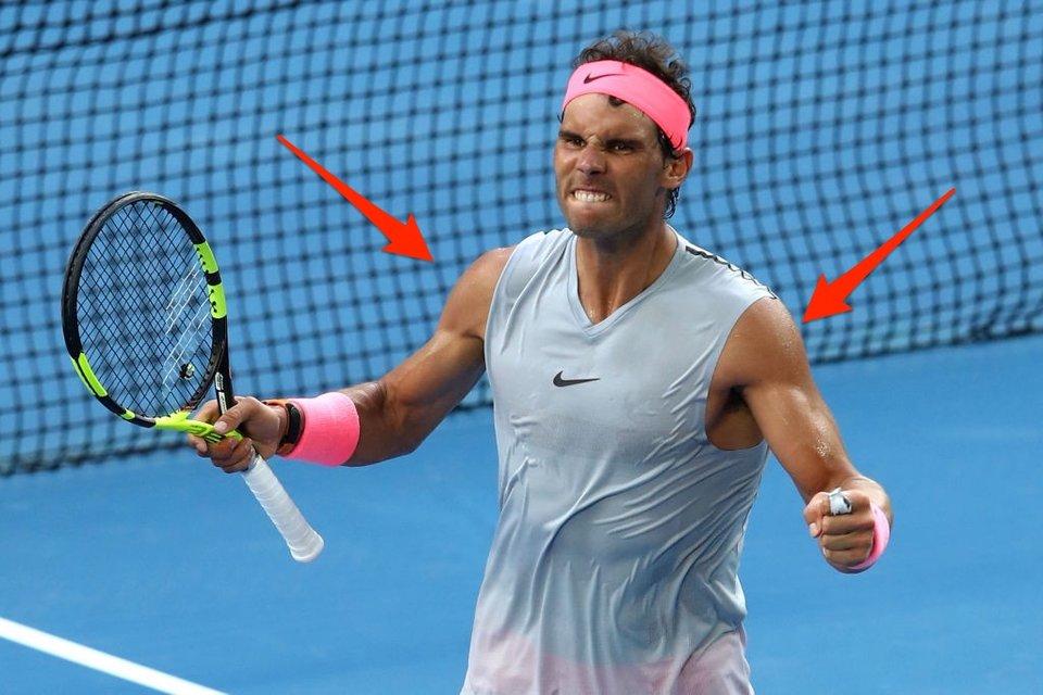 Free Rafael Nadal