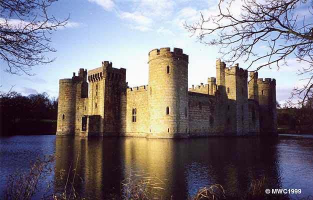 Nice Bodiam Castle