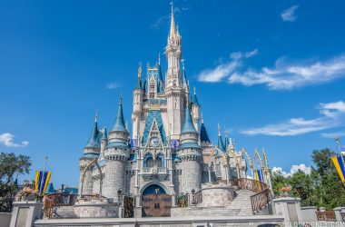 Nice Cinderella Castle 19888
