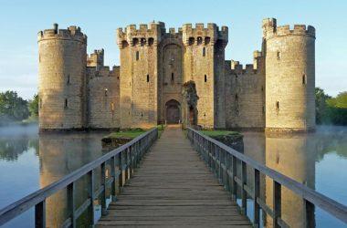 Stunning Bodiam Castle