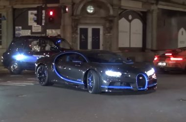 Stunning Bugatti Chiron