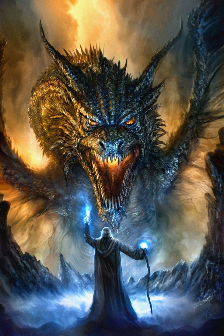 Stunning Dragon Image