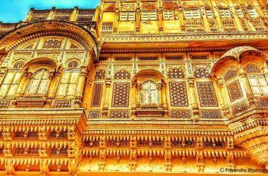 Stunning Mehrangarh Fort